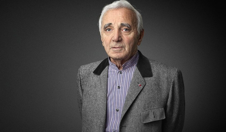 The story of Charles Aznavour's family