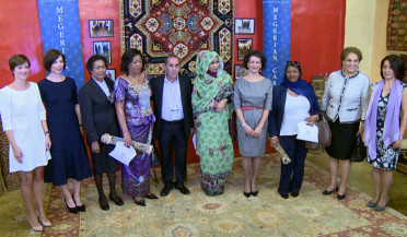 Francophone guests get acquainted with Armenian history and culture