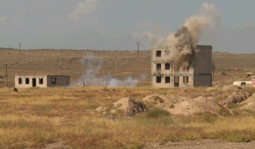Armenian-Russian military exercises end