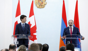 Pashinyan deems Armenia-Canada relations excellent