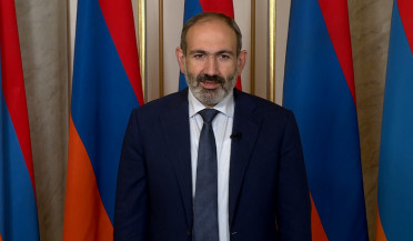 RA Prime Minister Nikol Pashinyan addresses nation