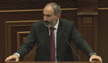 Nikol Pashinyan answers MPs questions