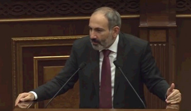 Pashinyan comments on Prosperous Armenia and RPA speeches