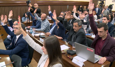 Yerevan Council convenes extraordinary session