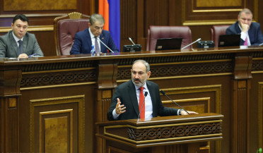 Nikol Pashinyan answers deputies' questions
