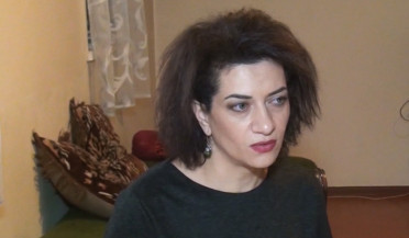 Anna Hakobyan visits parents of Karen Ghazaryan, captured by Azerbaijan
