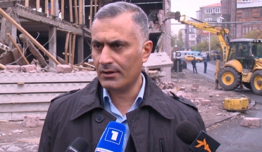 Illegal construction in Nor Nork demolished