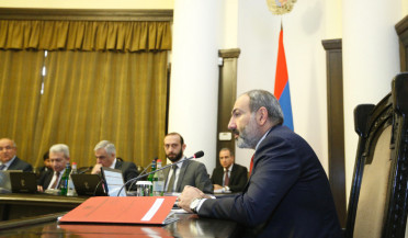 Pashinyan promises election will meet highest standards