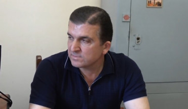 Serzh Sargsyan's former chief bodyguard arrested