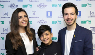 Press conference ahead of Junior Eurovision 2018