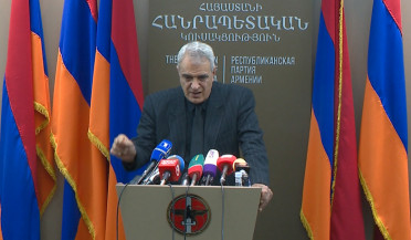 Davit Shanazaryan classifies NSS actions as political harassment