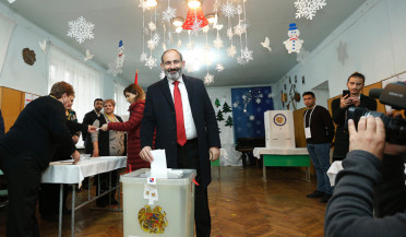 International media discusses Armenian parliamentary election