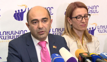 Bright Armenia assesses snap election