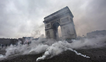 Macron declares state of emergency