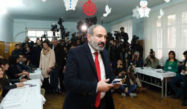 Nikol Pashinyan receives congratulations