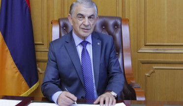 Ara Babloyan's congratulatory address on parliamentary election