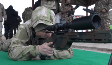 Statewide sniper competition kicks off in Armenia