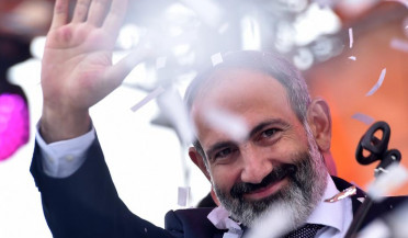 Nikol Pashinyan recognized politician of year