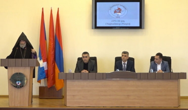 ARF convenes General Assembly in Artsakh