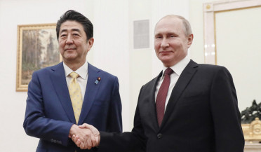 International news: Russian President meets with Japanese PM