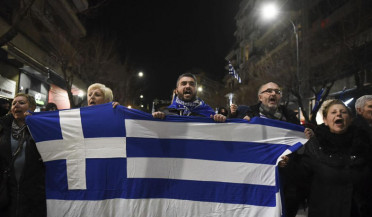 International News: Protests continue in Greece