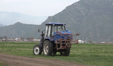 Armenia has 200.000 ha uncultivated land