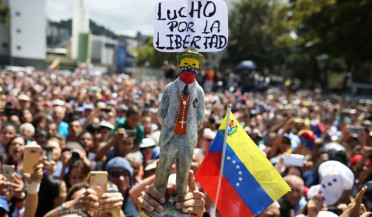 International News: Western countries support Venezuela's self-proclaimed president
