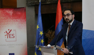EU YES Armenia program ends in January