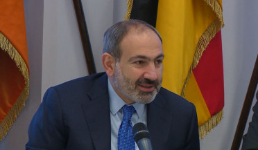 Nikol Pashinyan pays official visit to Germany