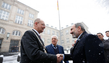 Nikol Pashinyan visits Cologne Technological University