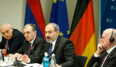Nikol Pashinyan visits Konrad Adenauer Foundation