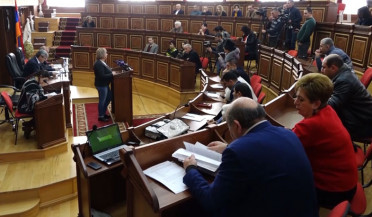 Gyumri City Council discusses investment programs