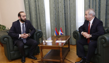Parliament Speaker pays working visit to Artsakh