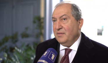Armen Sarkissian attends AGBU Assembly