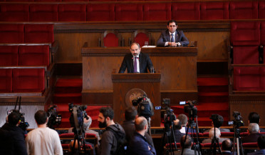 Public service should not be perceived as business, says Pashinyan