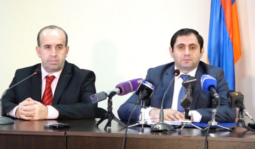 Suren Papikyan presents new Shirak governor