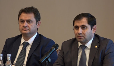 Suren Papikyan presents new Tavush governor