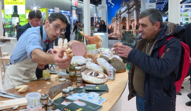 Armenia presents its products at Biofach 2019