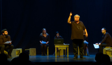 Play staged in Bohem Theater is based on true story