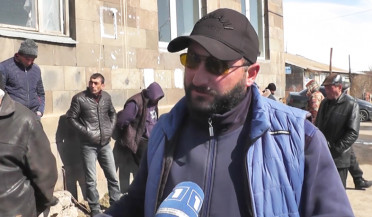 Gorayk demands community head's resignation