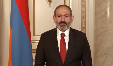 Armenian PM Nikol Pashinyan's message on March 1