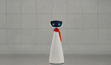 Robot Robin made in Armenia