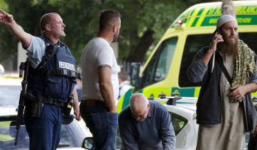 International news: Terror attack in New Zealand