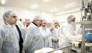 PM attends new plant opening