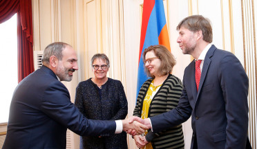 PACE president declares willingness to support Armenia
