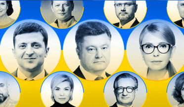 Ukraine elects president on March 31