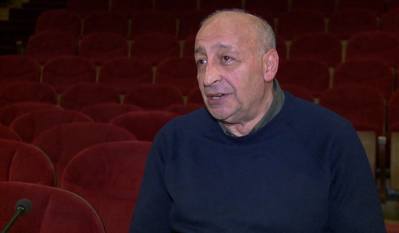 Armenian Theater discusses its problems