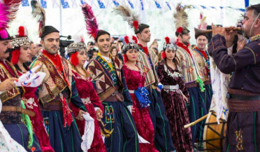 Assyrians celebrate New Year