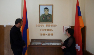 Goris remembers fallen hero