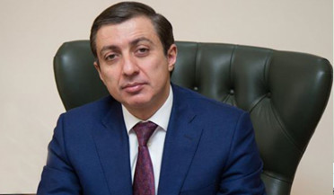 Mihran Poghosyan charged with embezzlement